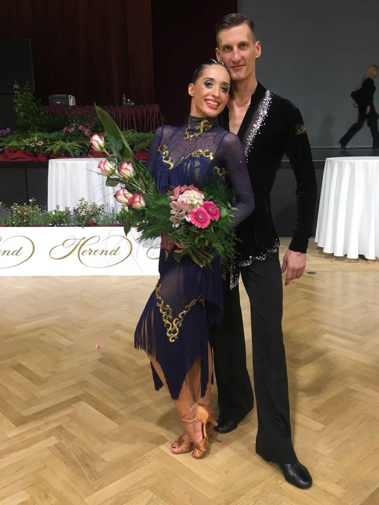SPP Viktor Szabo – Vanja Vujić šesti na Svjetskom kupu u 10 plesova