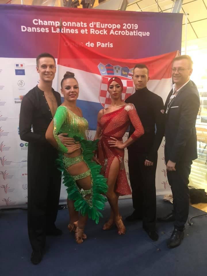 Europsko prvenstvo LA u Parizu